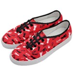 RED Women s Classic Low Top Sneakers