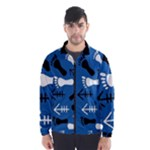BLUE #2 Windbreaker (Men)