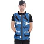 BLUE #2 Men s Puffer Vest