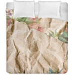 Paper 2385243 960 720 Duvet Cover Double Side (California King Size)