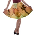 Elves 2769599 960 720 A-line Skater Skirt