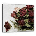 Roses 1802790 960 720 Canvas 24  x 20  (Stretched)