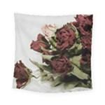 Roses 1802790 960 720 Square Tapestry (Small)