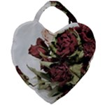 Roses 1802790 960 720 Giant Heart Shaped Tote