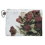 Roses 1802790 960 720 Canvas Cosmetic Bag (XL)