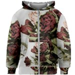 Roses 1802790 960 720 Kids Zipper Hoodie Without Drawstring