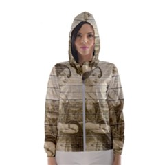 Lady 2523423 1920 Hooded Windbreaker (women) by vintage2030