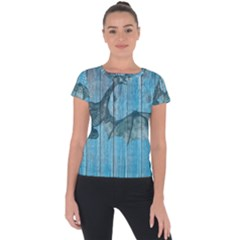 Dragon 2523420 1920 Short Sleeve Sports Top  by vintage2030