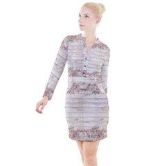 On Wood 2188537 1920 Button Long Sleeve Dress by vintage2030