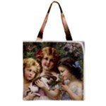 Vintage 1501558 1280 Zipper Grocery Tote Bag