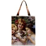 Vintage 1501558 1280 Zipper Classic Tote Bag