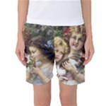 Vintage 1501558 1280 Women s Basketball Shorts