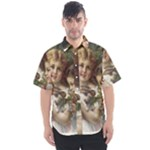 Vintage 1501558 1280 Men s Short Sleeve Shirt