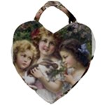 Vintage 1501558 1280 Giant Heart Shaped Tote