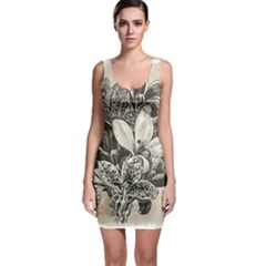 Flowers 1776382 1280 Bodycon Dress