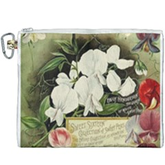 Flowers 1776617 1920 Canvas Cosmetic Bag (xxxl) by vintage2030