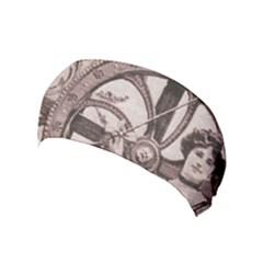 Lottery Yoga Headband by vintage2030