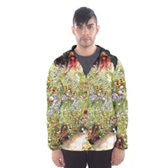 Scenery Hooded Windbreaker (men) by vintage2030