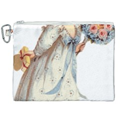 Child 1718357 1920 Canvas Cosmetic Bag (xxl) by vintage2030