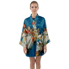 Witch 1461949 1920 Long Sleeve Kimono Robe by vintage2030