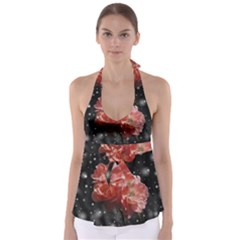 Rose 572757 1920 Babydoll Tankini Top by vintage2030