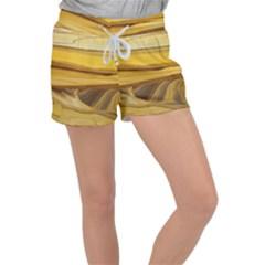 Sand Man Women s Velour Lounge Shorts by WILLBIRDWELL