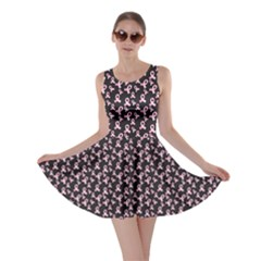 Breast Cancer Wallpapers Skater Dress