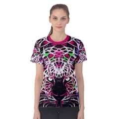 Officially Sexy Panther Collection Pink Short Sleeve T Shirt by OfficiallySexy