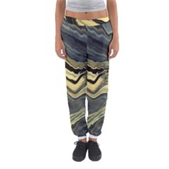 Yellow Nebula Women s Jogger Sweatpants