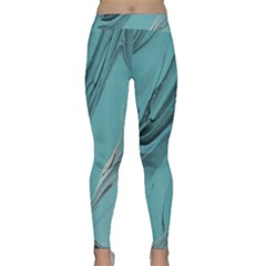 Whisper Classic Yoga Leggings by WILLBIRDWELL