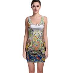 Starfish Bodycon Dress by chellerayartisans