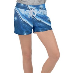 Star Maker Women s Velour Lounge Shorts by WILLBIRDWELL