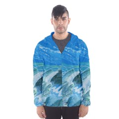 West Coast Hooded Windbreaker (men) by WILLBIRDWELL