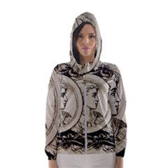 Young 1515867 1280 Hooded Windbreaker (women) by vintage2030