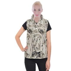 Young 1515867 1280 Women s Button Up Vest