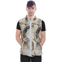 Bird 1515866 1280 Men s Puffer Vest by vintage2030