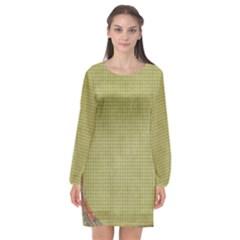 Background 1619142 1920 Long Sleeve Chiffon Shift Dress  by vintage2030