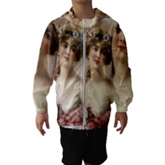 Vintage 1501573 1280 Hooded Windbreaker (kids) by vintage2030