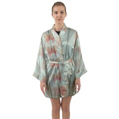 Background 1143577 1920 Long Sleeve Kimono Robe by vintage2030