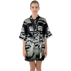 Vintage 1143334 1920 Quarter Sleeve Kimono Robe by vintage2030