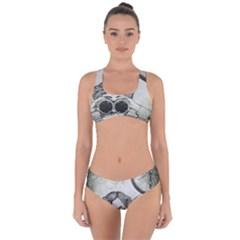Vintage 1135015 1920 Criss Cross Bikini Set by vintage2030
