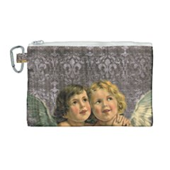 Vintage 1143398 1920 Canvas Cosmetic Bag (large) by vintage2030