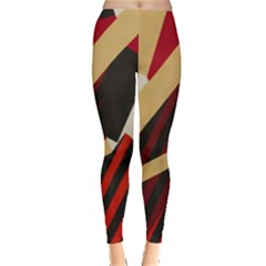 Fabric Textile Design Leggings