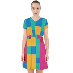Background Abstract Adorable In Chiffon Dress by Sapixe