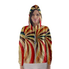 Abstract 2068610 960 720 Hooded Windbreaker (women) by vintage2030