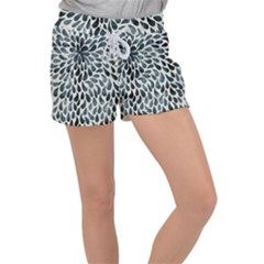 Abstract 1071129 960 720 Women s Velour Lounge Shorts by vintage2030