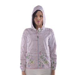 Background 1071141 1920 Hooded Windbreaker (women) by vintage2030
