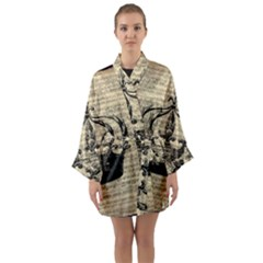 Vintage 1061571 1920 Long Sleeve Kimono Robe by vintage2030