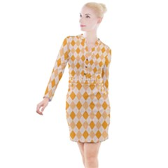 Argyle 909253 960 720 Button Long Sleeve Dress by vintage2030