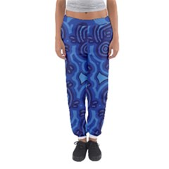 Aboriginal Art   Travel  Women s Jogger Sweatpants by hogartharts